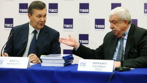 Янукович уверен, что вУкраинском государстве унего есть множество единомышленников