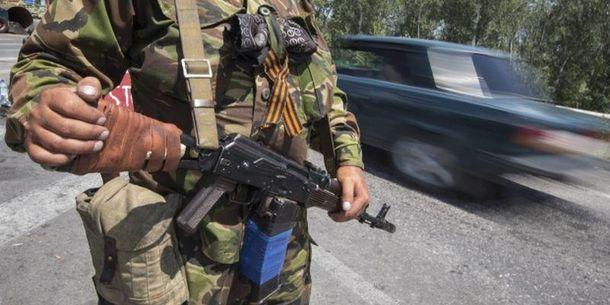 Боевики «ДНР» утверждают, что задержали «азовца»