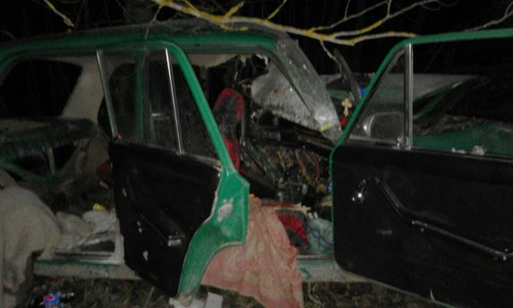 ВЖитомирской области вДТП погибли 4 человека