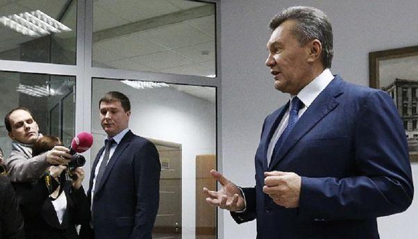 Ради допроса Януковича «беркутовцев» могут допросить повидео изСИЗО