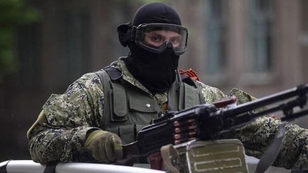 Штаб АТО: Боевики навеселе вели огонь пожилому дому вСаханке