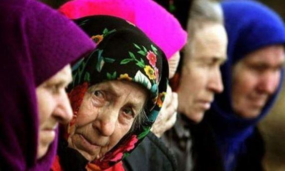 Кожен третій українець нині – пенсіонер