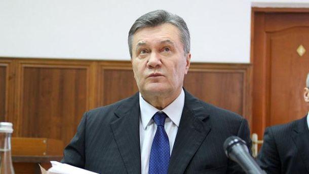 Янукович назвал экс-регионалов, которые «разрушили стабильность вУкраине»