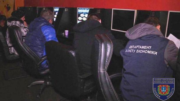 ВОдессе «накрыли» 2 незаконных казино