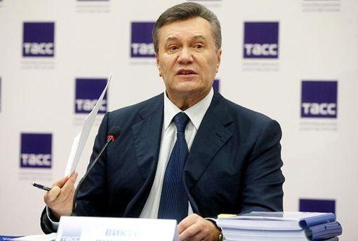 В.Янукович: Лидеры Майдана должны выступить всуде