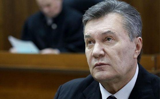 Янукович признался, что запределы РФ после побега невыезжал