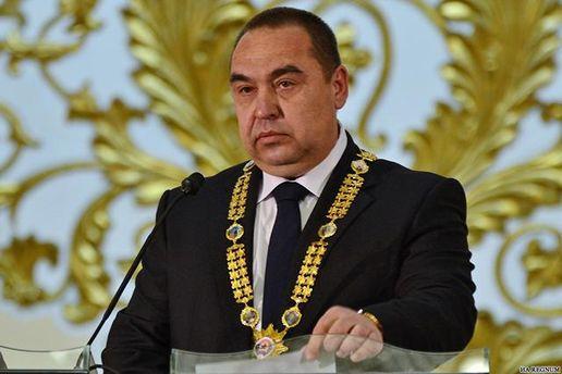 Плотницкий: если Порошенко не исполнит минские договоренности, этим займется новый президент