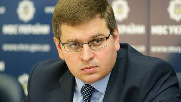 Кабмин назначил госсекретарем МВД Украины Тахтая