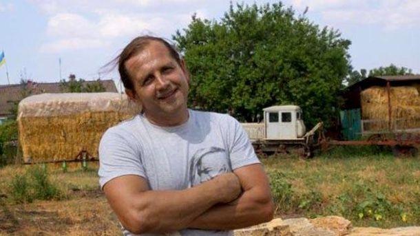Воккупированном Крыму активист «переименовал» собственный  дом вчесть Героев Небесной сотни