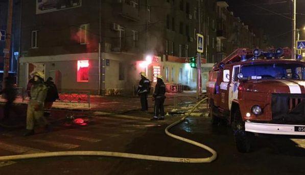 Отвзрыва вкафе пострадали 4 человека