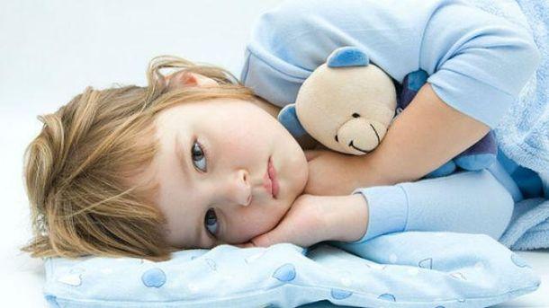 Плохой сон вызывает повреждения вразвивающемся мозге