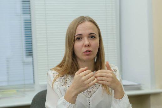 Затравленную в социальных сетях девушку отказались назначить основным люстратором Украинского государства