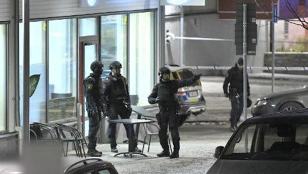 Вкафе убиты двое— стрельба вСтокгольме