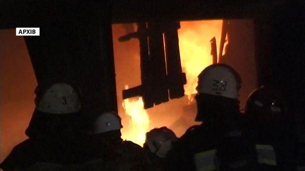 В итоге пожара вДнепропетровской области погибли два человека