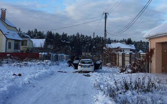 Перестрелка полиции под Киевом: коротко о главном