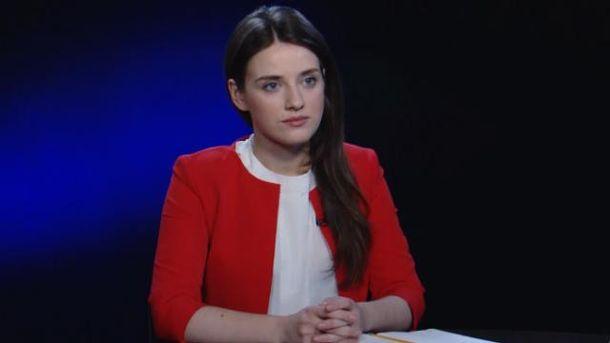 Юлия Марушевская обнародовала приказ освоем увольнении