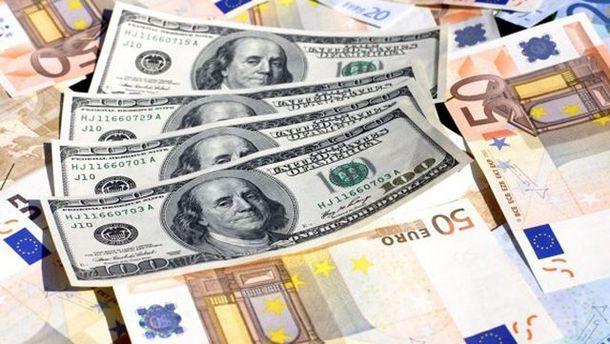Вгосударстве Украина курс евро идоллара подорожал