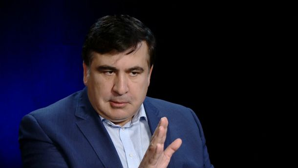 Саакашвили пообещал импичмент Порошенко
