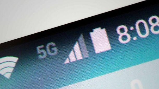 Вгосударстве Украина начнут тестирование мобильной связи 5G