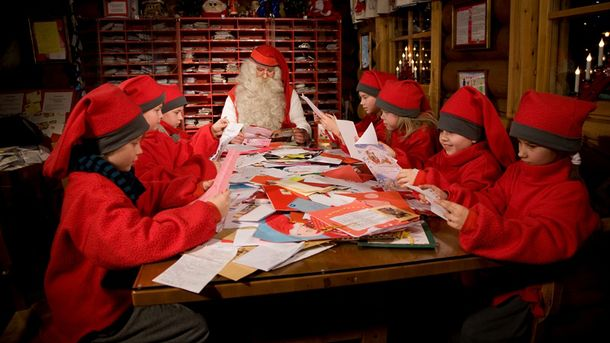Резиденція Санта Клауса запрацює у Києві