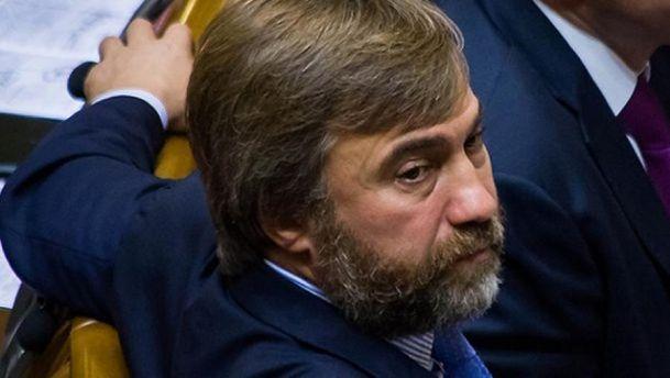 Новинский поведал, как Порошенко содействовал ему вполучении украинского гражданства