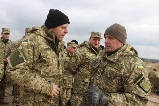 Скончался украинский генерал, планировавший военные операции взоне АТО