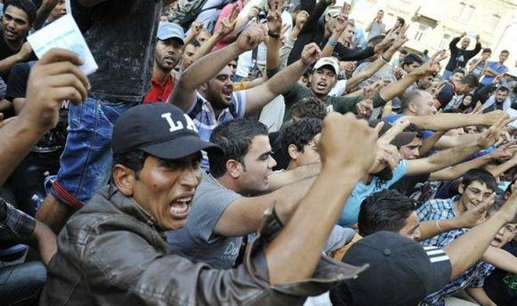 Власти Венгрии закрыли главный лагерь для незаконных мигрантов