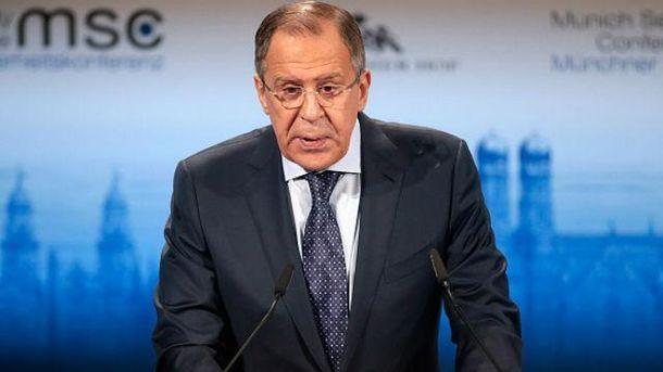 Лавров назвал оператора Reuters «дебилом» навстрече ОБСЕ