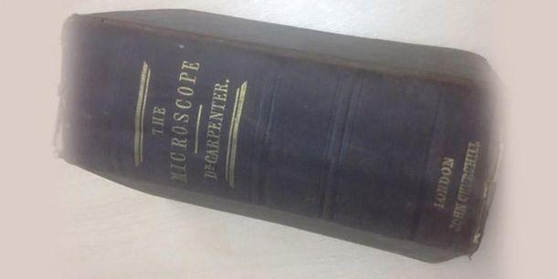 Книжка вернулась вбиблиотеку спустя 120 лет вСоединенном Королевстве