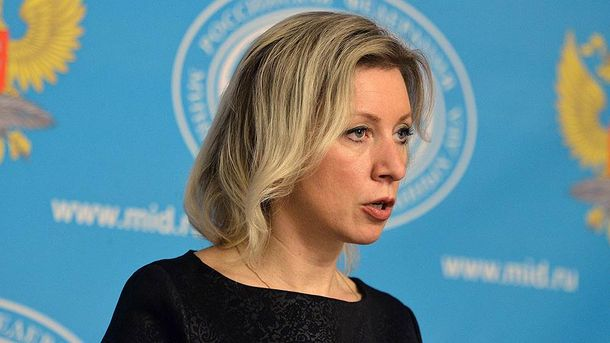 Захарова представила, как вReuters обсуждали видео сЛавровым