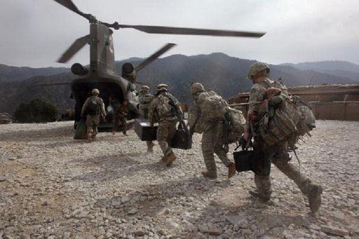 США направят вСирию еще 200 военнослужащих