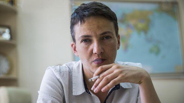 Корреспондент: Савченко вМинске встречалась сЗахарченко иПлотницким