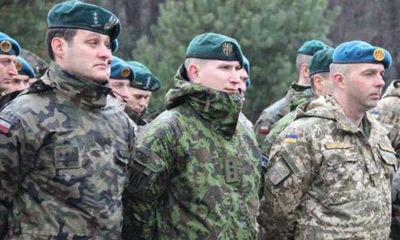 ВПольше стартовали учения Литовско-польско-украинском бригады
