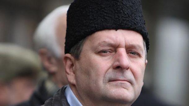 Суд вКрыму продлил арест Ахтема Чийгоза до8апреля