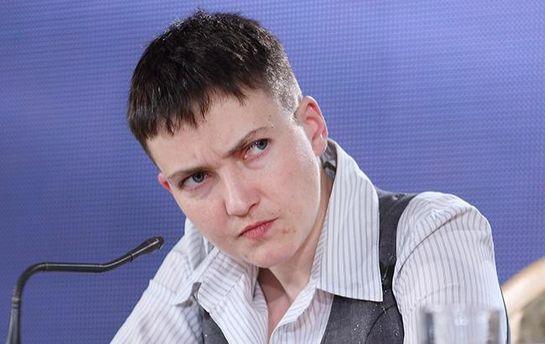 Встреча Савченко сглаварями ДНР-ЛНР: репортер сказал резонансные детали