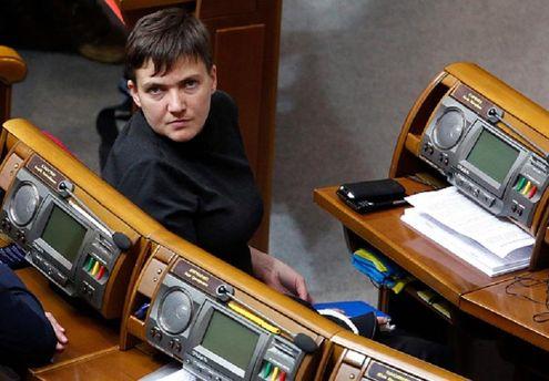 Савченко илидеры «ДНР/ЛНР» неучаствовали вработе контактной группы