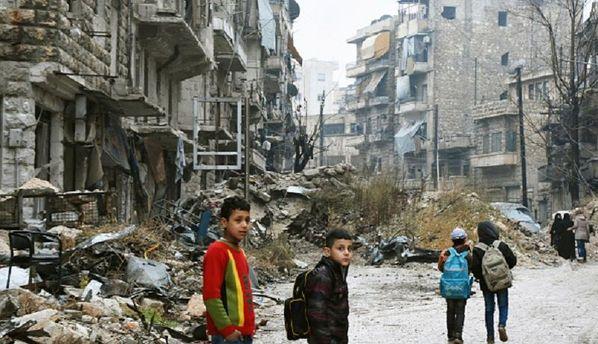 Всирийском Алеппо возобновились боевые действия