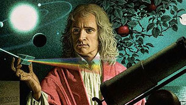 Книгу Исаака Ньютона продали нааукционе практически за4 млн долларов