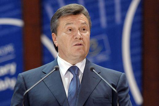 Янукович открестился отслов опревышении «Беркутом» полномочий наМайдане
