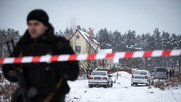 ВКиеве суд арестовал имущество банды изКняжичей натри млн. грн
