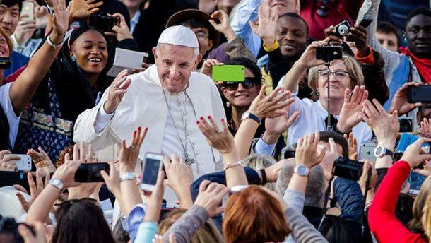 Папа римский Франциск отметит 80-летие