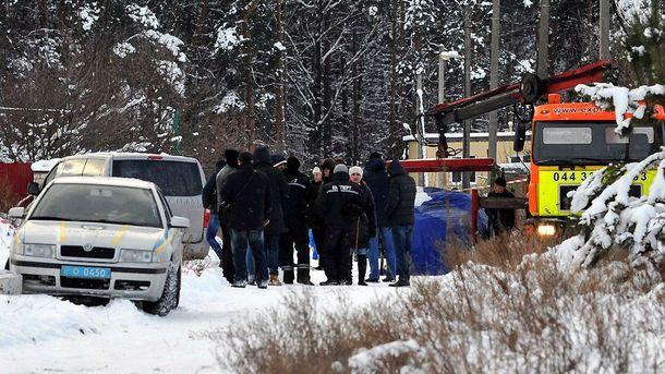 Стрельба вКняжичах: милиция передаст результаты расследования вГПУ наследующей неделе