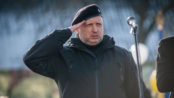 РФ немогла ставить ультиматумы касательно проведения ракетных учений Украины,— Турчинов