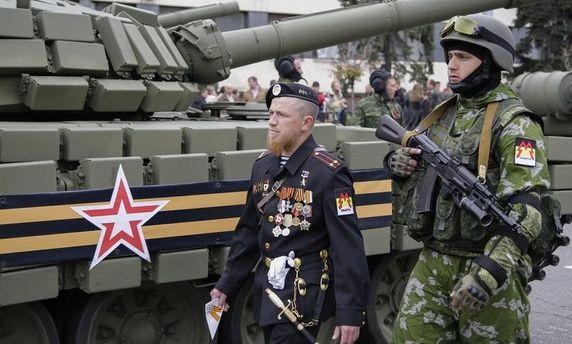ВКишиневе задержали воевавшего забоевиков вДонбассе наемника