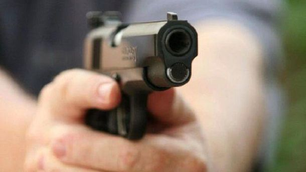ВИвано-Франковске женщина открыла стрельбу после слов о«бандеровцах»