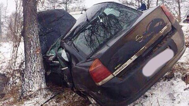 Сержант Нацгвардии умер в трагедии вВинницкой области