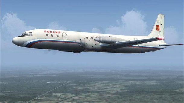 Самолет Ил-18 своеннослужащими наборту разбился вЯкутии