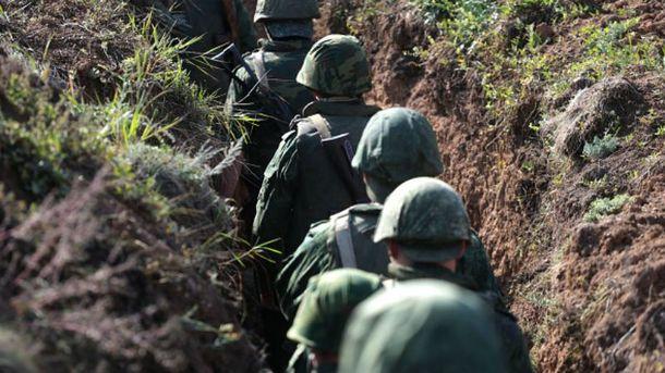Боевики засутки 24 раза обстреливали позиции ВСУ взоне АТО— штаб