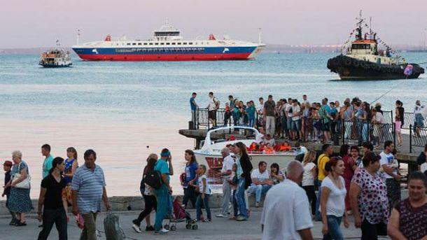 Турция одобрила заход русских круизных судов изКрыма иКавказа