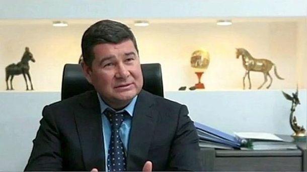 Александр Онищенко назвал условие своего возвращения наУкраинское государство
